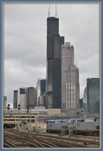 Chicago From The City Of New Orleans by Loco Steve