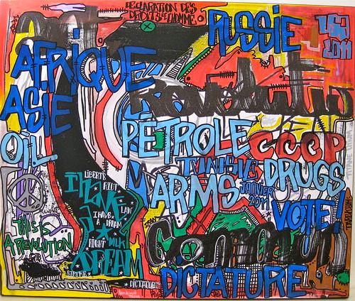 Revolution by Tarek by Pegasus & Co