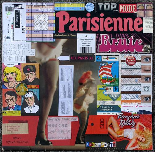 "Relationship XVIII - ""Parisienne Brute"" by LANCEPHOTO"