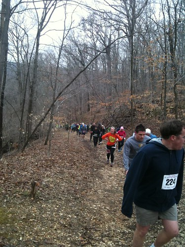 Castlewood Cup-1st big hill