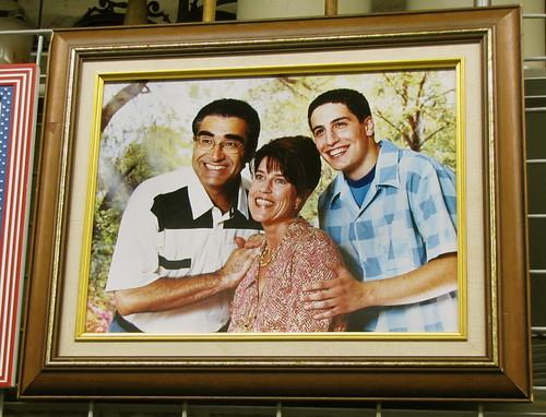 Universal Studios - American Pie Family Photo