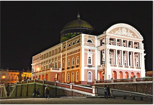 Teatro Amazonas / Amazon Theatre - Manaus, Amazonas