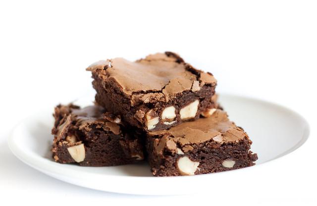 Melhor Brownie do Mundo
