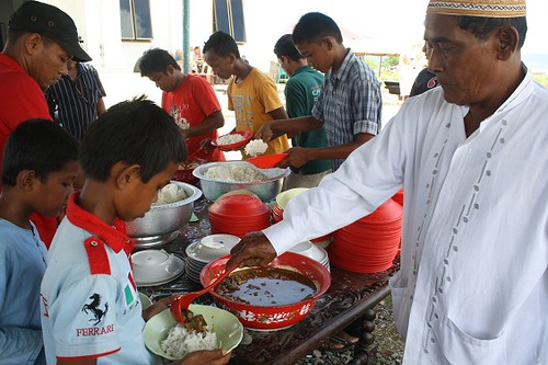 Maulid Nabi di Lampaseh Aceh