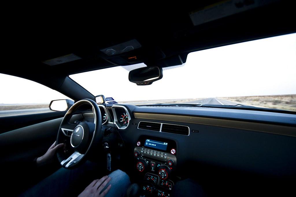 road trip 2011 houton to LA
