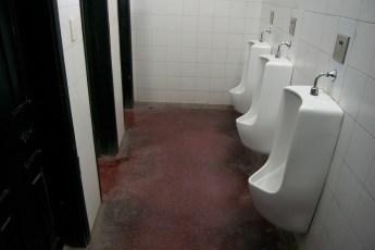Ethnologie Museum Toilett