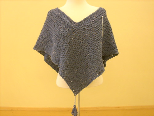 V shawl