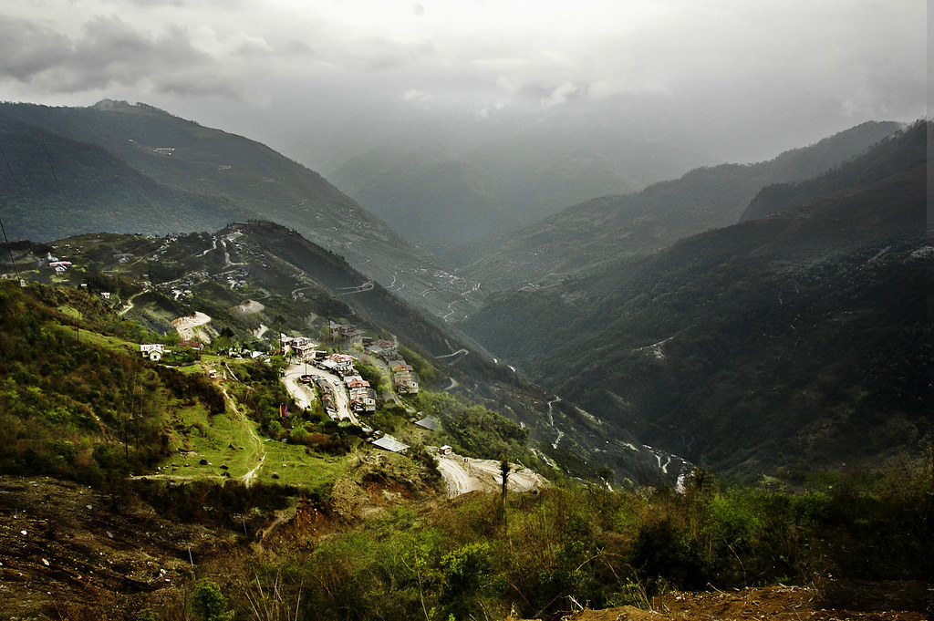 Tawang Valley , Tawang, Arunachal Pradesh