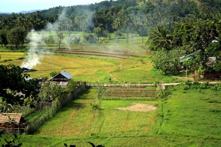 Panay countryside