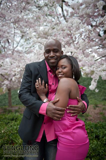 Engagement Session in Piedmont Park [Atlanta Wedding Photographer]