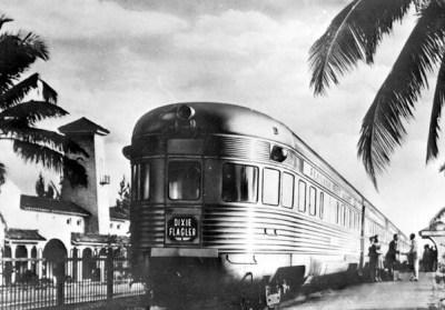 Dixie Flagler: Hollywood, Florida