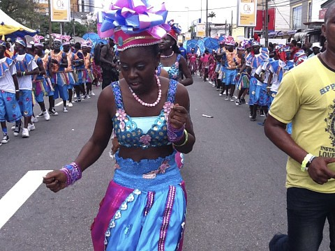 Lagos Carnival 2011 - Addo Parade by Jujufilms
