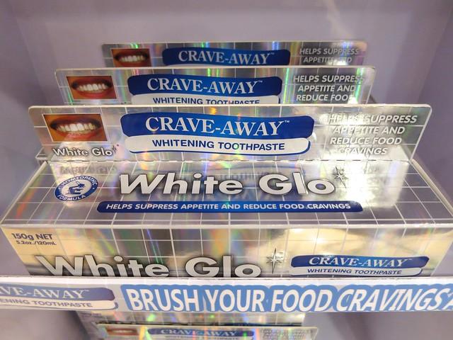 white glo toothpaste