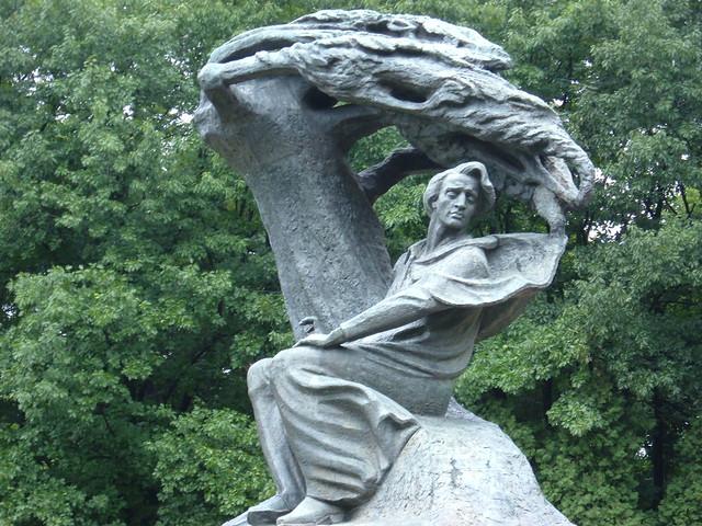 Parque Lazienki, Varsovia  Varsoviatrip