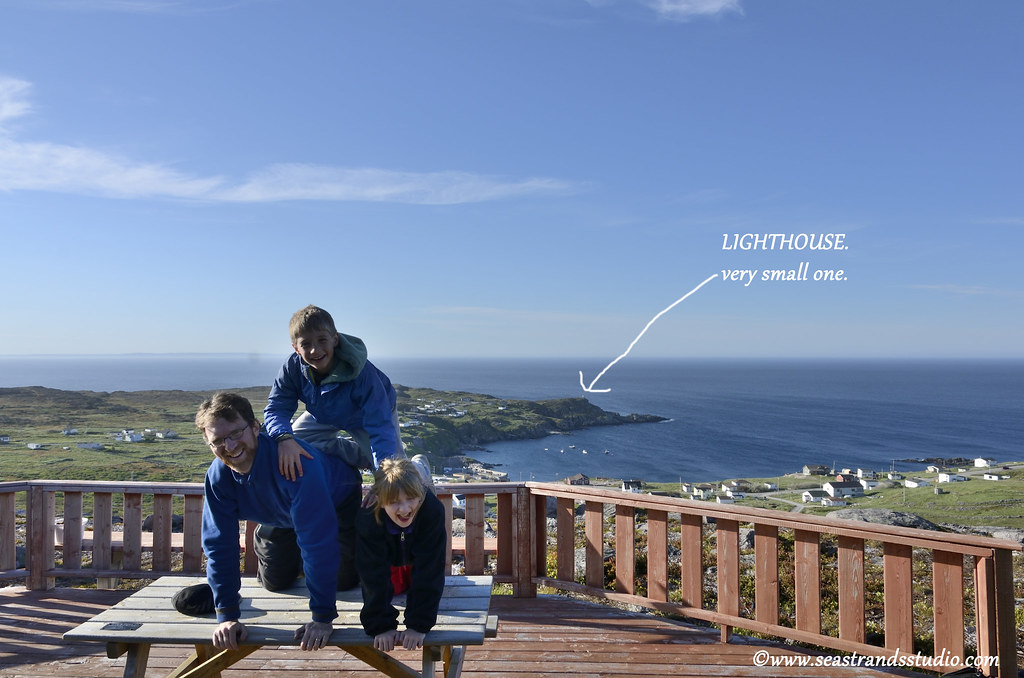 Lighthouse pyramid!
