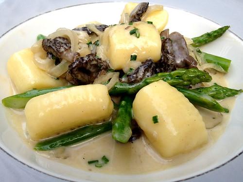 Potato Gnocchi at Whist