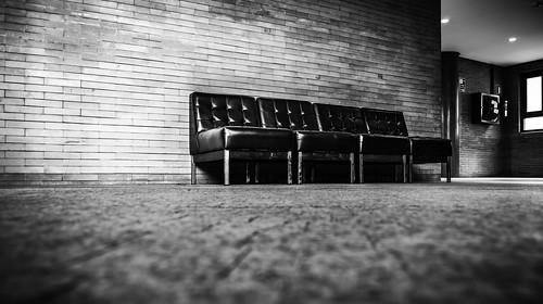 """143/365 """"La sala de espera"""" by Flickr Jiménez (Pedro Nog)"""