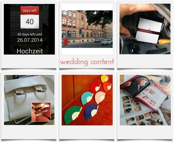 Hochzeit | Standesamt Favoriten | Eheringe Meister | Fingerprint | Fächer DIY | Brautstyling