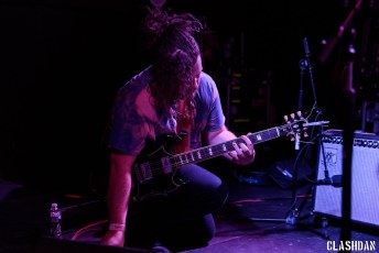 Mothers @ Motorco Music Hall in Durham NC on October 3rd 2016
