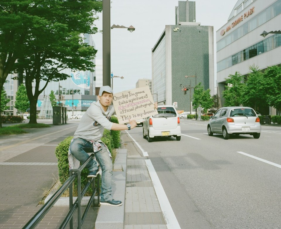 Self portrait 〜The road to my dream〜