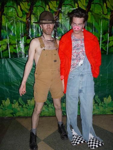 Michael & Bobby