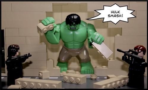 HULK SMASH! by AlexScammer