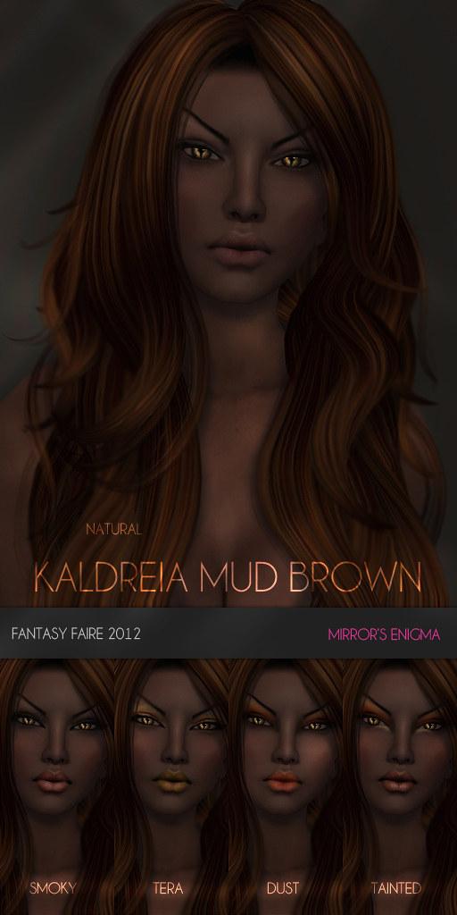 Kaldreia (Mud Brown)