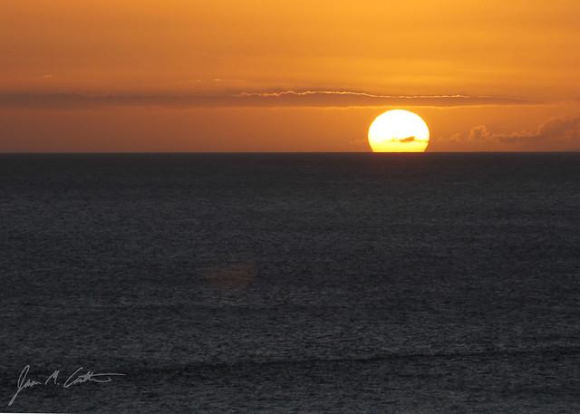 050512 Maui Sunset
