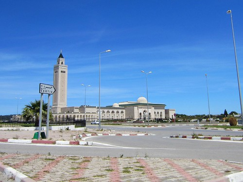 mosque in carthage