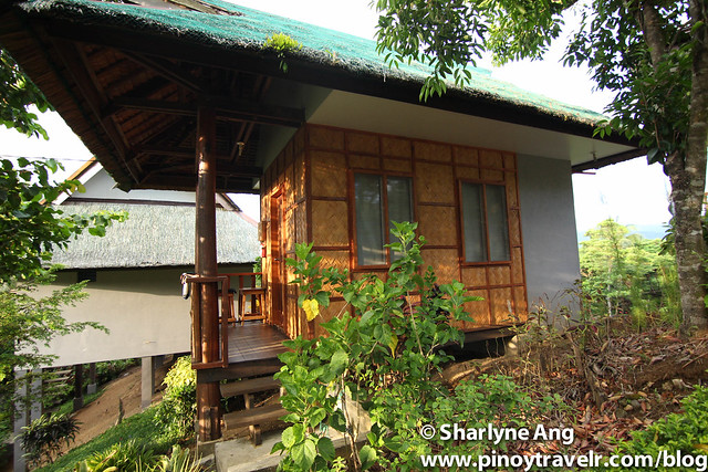 Sampaguita Room at Sanctuary Garden Resort in Magdiwang, Sibuyan