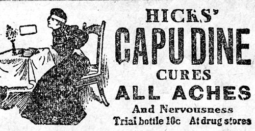 1906 Newspaper Ad