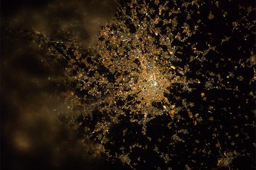 Milan by night
