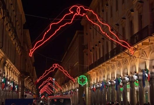 Luci d'Artista 2010 - Torino