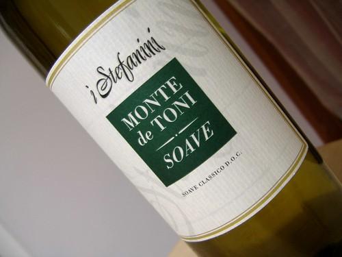 Soave Classico Doc, Monte de Toni 2008