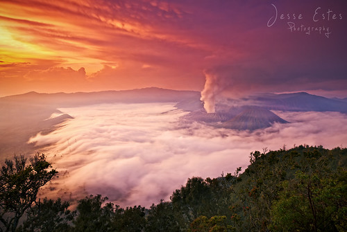 Mount Bromo - East Java, Indonesia