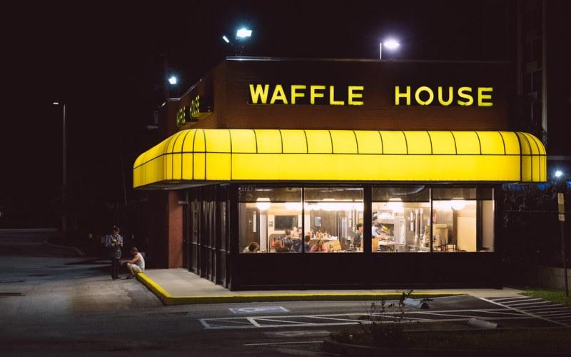 98/365 - Waffle nights