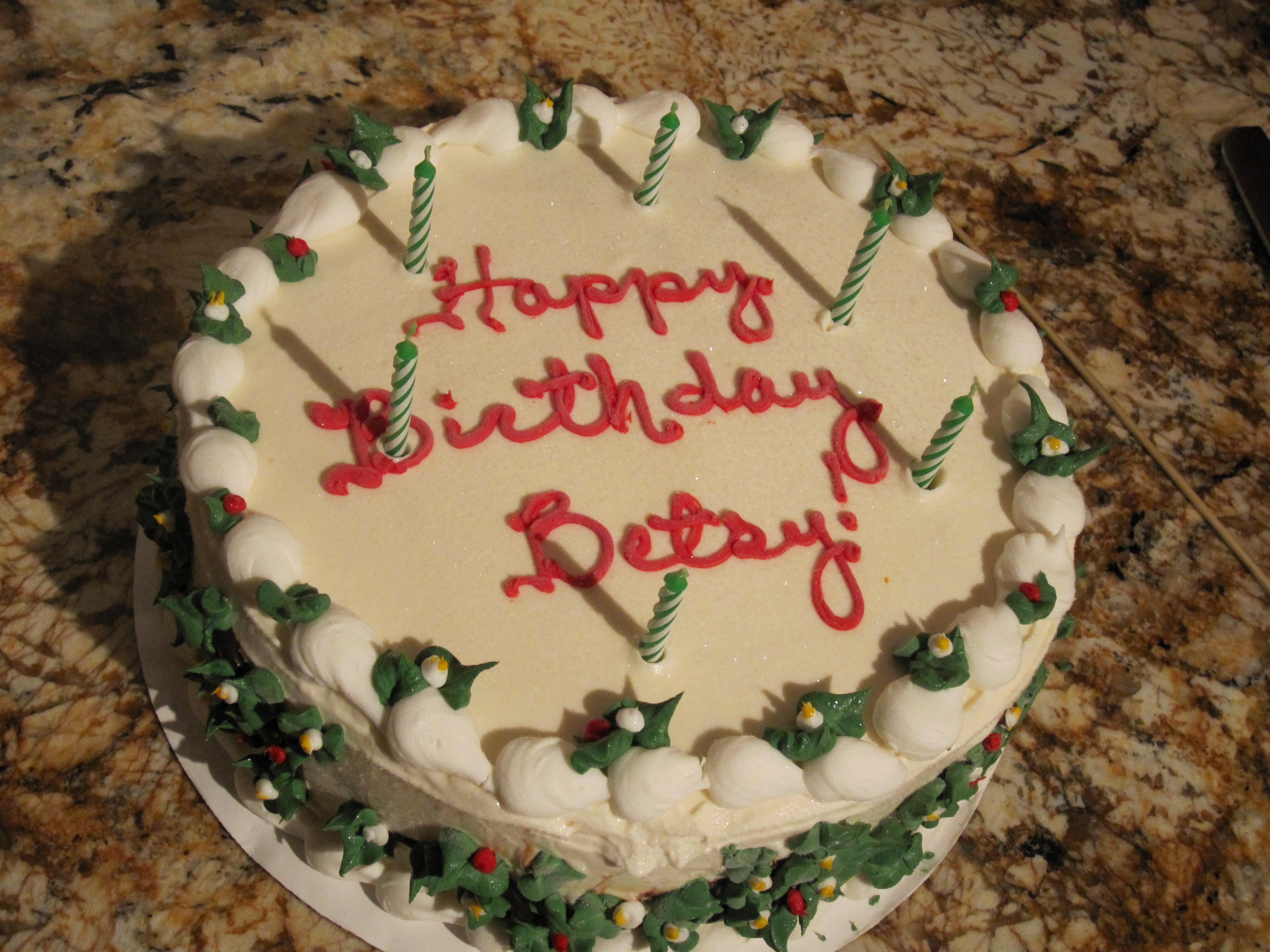 Happy Birthday Betsy Flickr