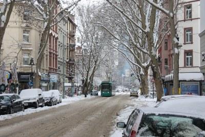 Schweizerstrasse, Frankfurt