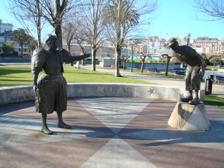 Esculturas en la calle-Santander-5