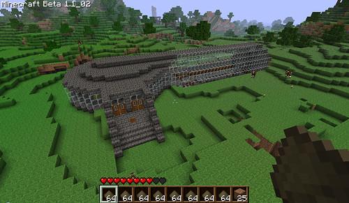 Minecraft Station