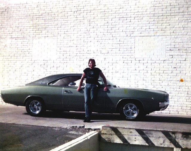 1968 Dodge Charger R/T & Me