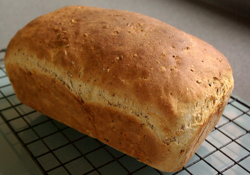 Home Baking - A Loaf of Bread by Cross Duck