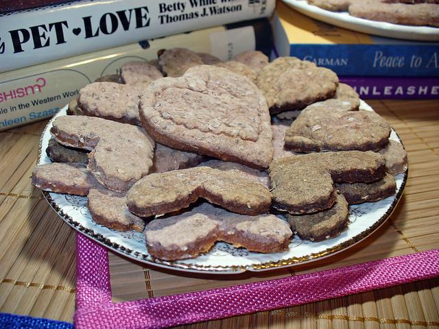 dog treat cookies