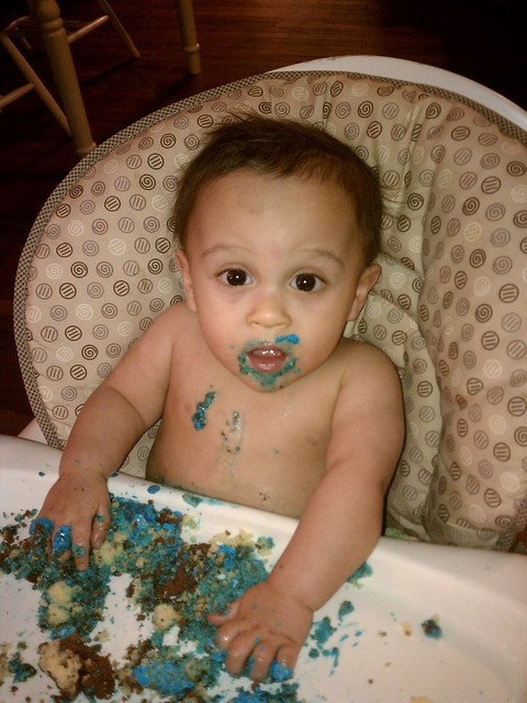 Happy 1st Birthday Donovan!