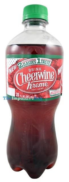 Cheerwine Kreme