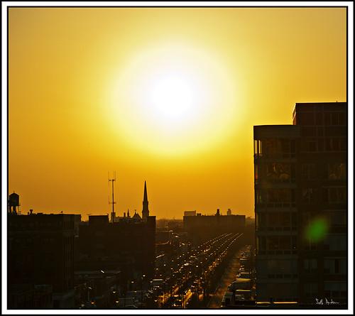 Drive Towards the Sun