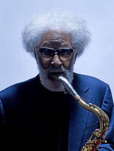 Sonny Rollins by John Abbott by Jazz Journalists Association