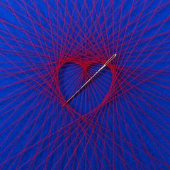 Pierced Heart by Aldo Cavini Benedetti