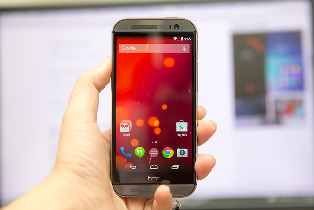 HTC One (M8) Google Play Edition 版嘗鮮測試 @3C 達人廖阿輝