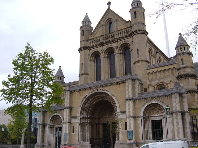 St Anne Cathedral, Belfast